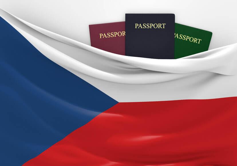 אזרחות צ'כית ודרכון